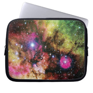 Stellar Cluster NGC 2467 Laptop Sleeve
