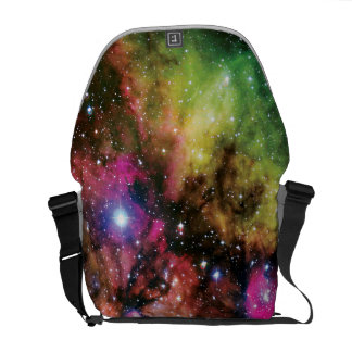 Stellar Cluster NGC 2467 - NASA Hubble Space Photo Courier Bag