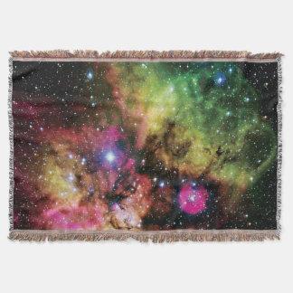 Stellar Cluster NGC 2467 Throw