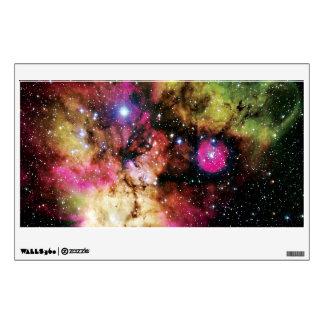 Stellar Cluster NGC 2467 Room Stickers