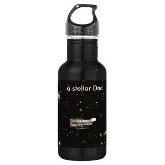 Stellar Dad space bottle