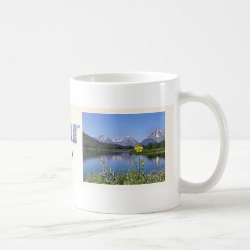 Stellar Day Wild Flower Mug