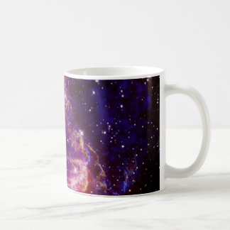 Stellar Debris in the Large Magellanic Cloud Coffee Mug
