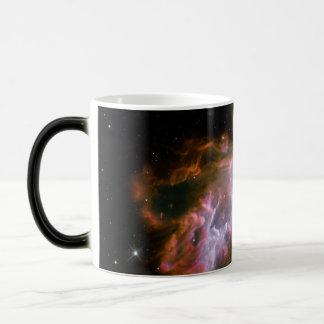 Stellar Demise in Nebula NGC 6302 Magic Mug