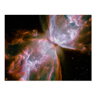 Stellar Demise in Nebula NGC 6302 Postcard