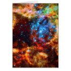 Stellar Group, Tarantula Nebula outer space image Card