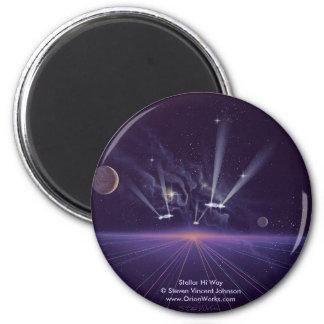 Stellar Hi Way, Stellar Hi Way Steven Vincent ... Magnet