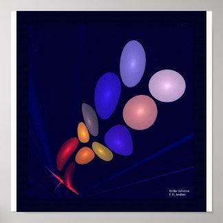 Stellar Inflation Poster