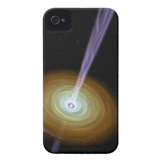 Stellar Jets in space iPhone 4 Case