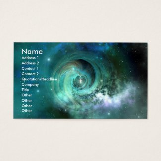 STELLAR MATTER BUSINESS CARD