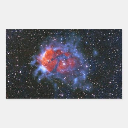 Stellar Nurseries RCW120 Rectangle Sticker