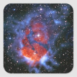 Stellar Nurseries RCW120 Square Sticker