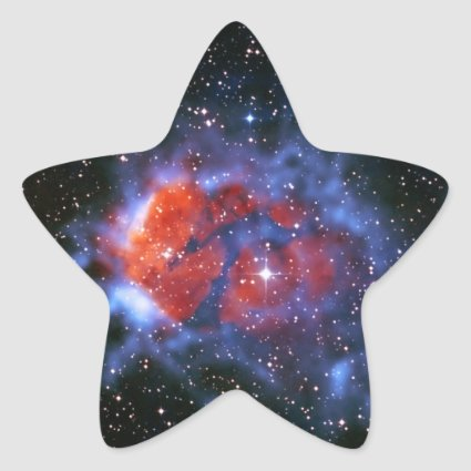 Stellar Nurseries RCW120 Sticker