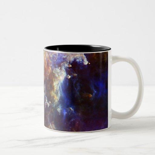 Stellar Nursery in the Rosette Nebula Coffee Mug