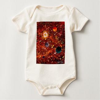 Stellar Nursery (outer space) ~ Baby Bodysuit