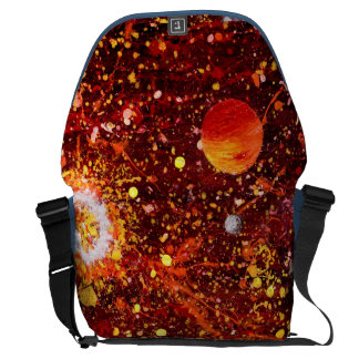 Stellar Nursery (outer space theme) ~ Messenger Bag