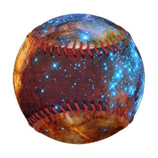 Stellar Nursery R136 in the Tarantula Nebula Baseball