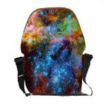 Stellar Nursery R136 in the Tarantula Nebula Courier Bag