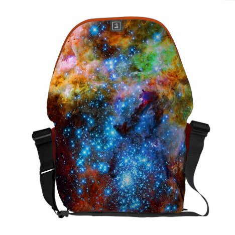 Stellar Nursery R136 in the Tarantula Nebula Courier Bag
