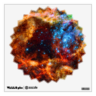 Stellar Nursery R136 in the Tarantula Nebula Wall Sticker