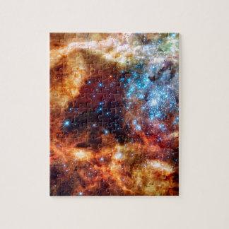 Stellar Nursery R136 Jigsaw Puzzle