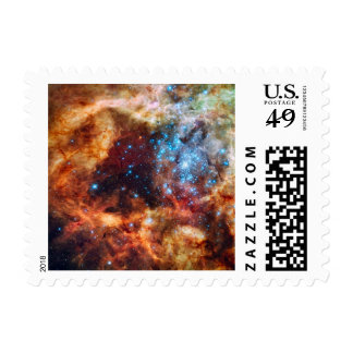 Stellar Nursery R136 Postage Stamp
