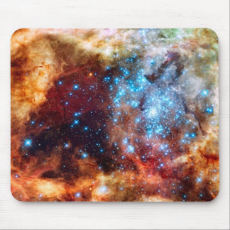 Stellar Nursery R136 Tarantula Nebula NASA Photo Mouse Pad