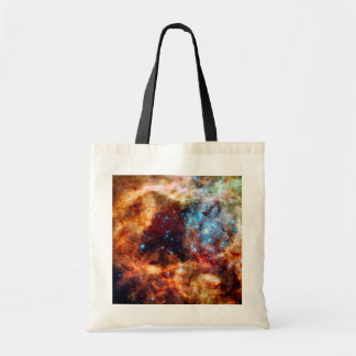Stellar Nursery R136 Tarantula Nebula NASA Photo Tote Bag