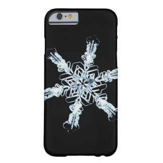 Stellar snow crystal barely there iPhone 6 case