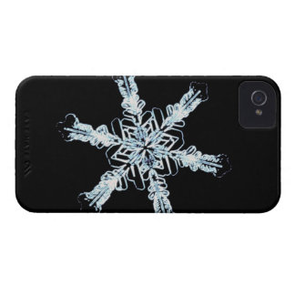 Stellar snow crystal Case-Mate iPhone 4 case
