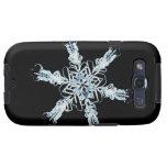 Stellar snow crystal galaxy SIII case