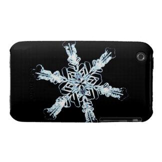 Stellar snow crystal iPhone 3 Case-Mate case