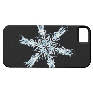 Stellar snow crystal iPhone SE/5/5s case