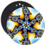 Stellar Snowflake Buttons