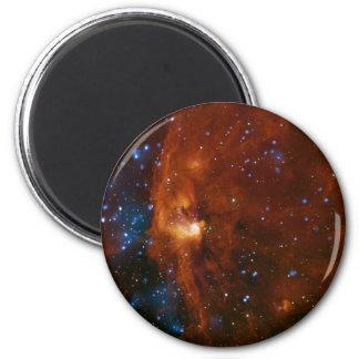 Stellar Star Birth RCW 108 NASA Magnet