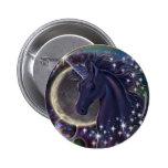 Stellar Unicorn Pin