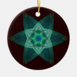 Stellar Verde Ornament