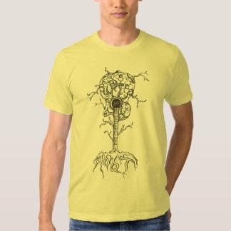 StellaRoot 2 Drawn Custom Vintage Guitar Tree T-shirt