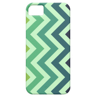 StellaRoot Chevron Fade to Vintage Green Customize iPhone 5 Cases