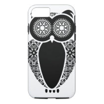 StellaRoot Hootie Owl Damask iPhone 8/7 Case