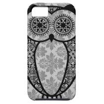 StellaRoot Hootie Owl Damask iPhone SE/5/5s Case