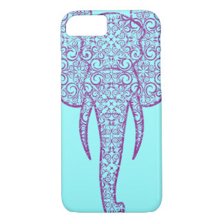 StellaRoot Peace Elephant Grunge iPhone 7 Case