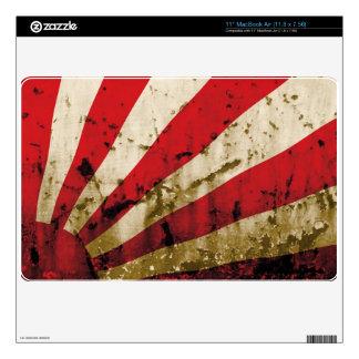 StellaRoot Rising Sun MacBook Air Skins