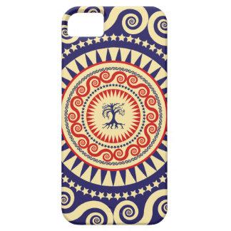 StellaRoot Tree RNC Pattern iPhone SE/5/5s Case