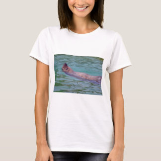 Steller Sea Lion in water T-Shirt