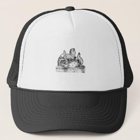 Steller Sea Lion Trucker Hat