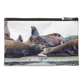Steller Sea Lions Travel Accessories Bag