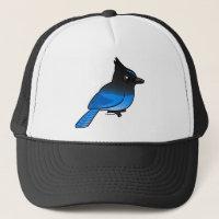 Steller's Jay Trucker Hat