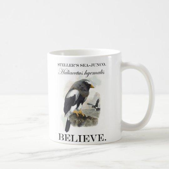 Steller's Sea Junco Coffee Mug