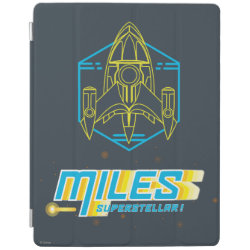 iPad 2/3/4 Cover with Stellosphere Badge design